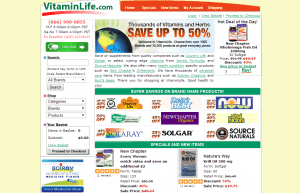 Vitaminlife.com Review