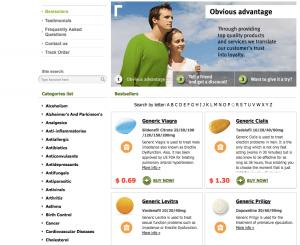 Realhealthcenter.com Main Page