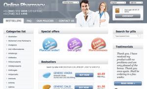 Original-pharmacy.com Main Page