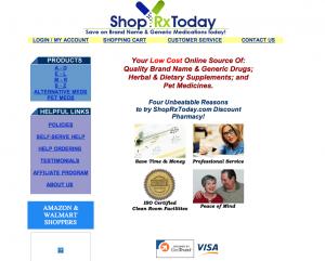Shoprxtoday.com review