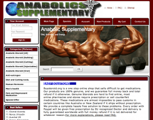 Buysteroid.org review