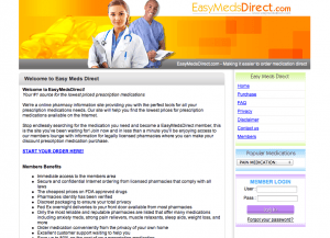 Easymedsdirect.com review