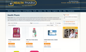 Healthpharm.com Review