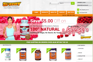 Speedyhealthsupplements.com review