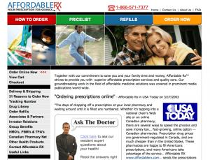 Affordablerx.com review