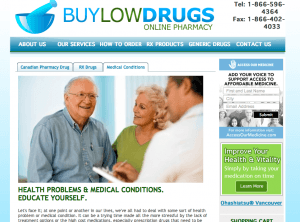Buylowdrugs.com review