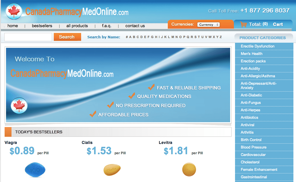is canadian online pharmacy legitimate meaning in sentence 4