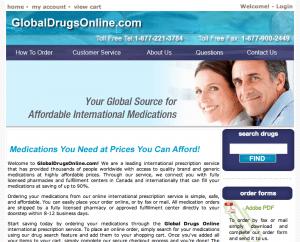 Globaldrugsonline.com review