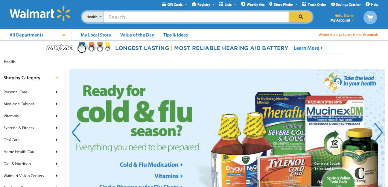 Walmart Pharmacy Review A Pharmacy That Looks To Improve