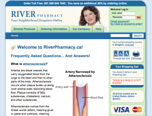 Riverpharmacy.ca review