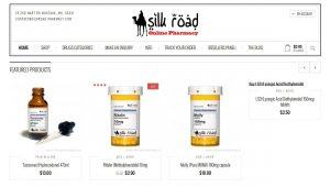 Silkroad-pharmacy.com Review