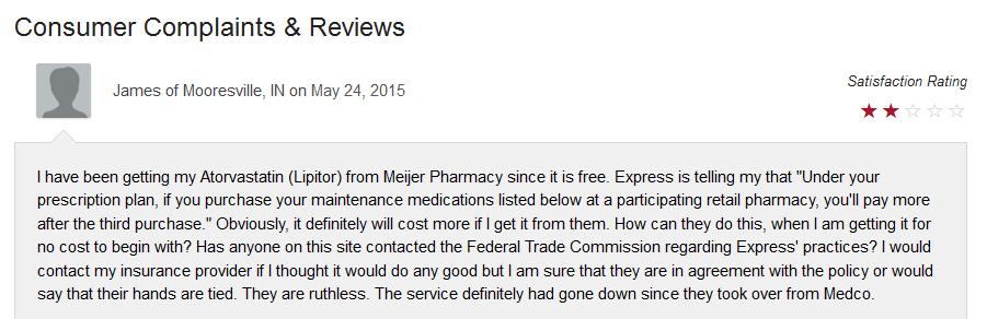 Express-Scripts.com Reviews