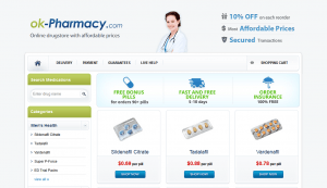 Ok-pharmacy.com Reviews