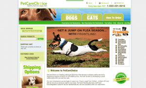 Petcarechoice.com Reviews