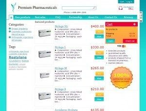 Premiumpharmaceuticals.com Reviews