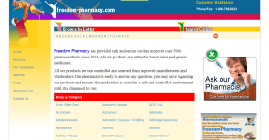 Freedom-pharmacy.com Reviews