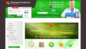 Lifestyle-drugstore.xyz Reviews