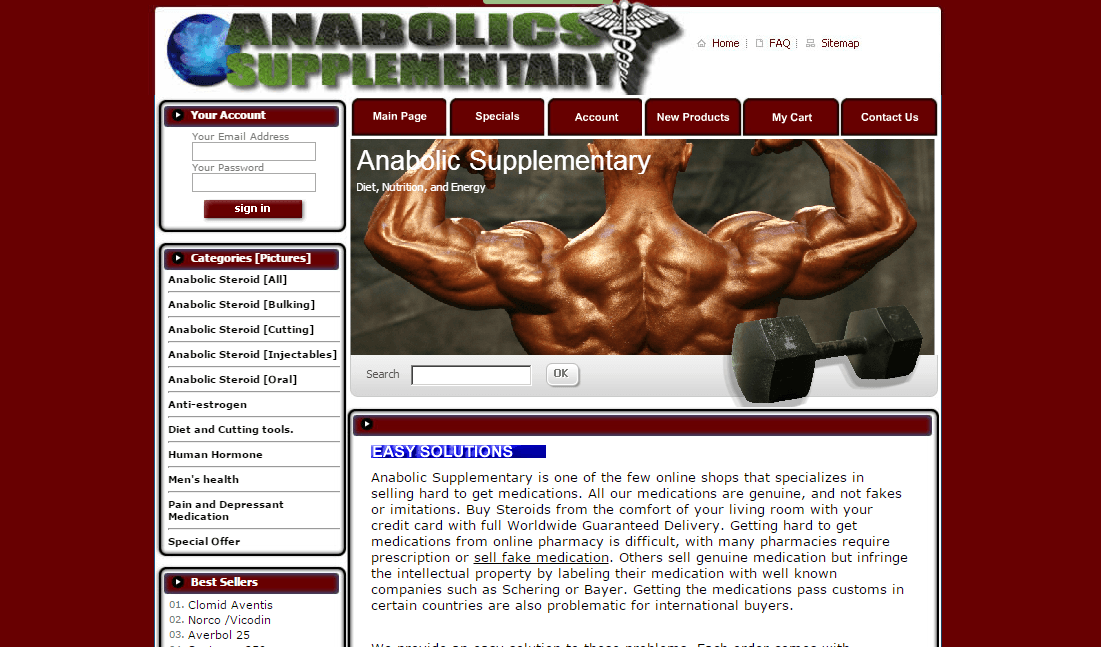 anabolics online paypal