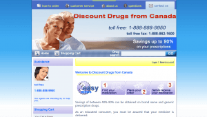 Discountdrugsfromcanada.com Reviews