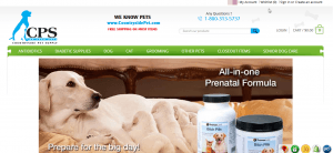 Countrysidepet.com Home Page