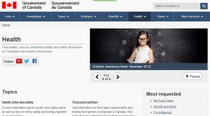 Healthycanadians.gc.ca Reviews