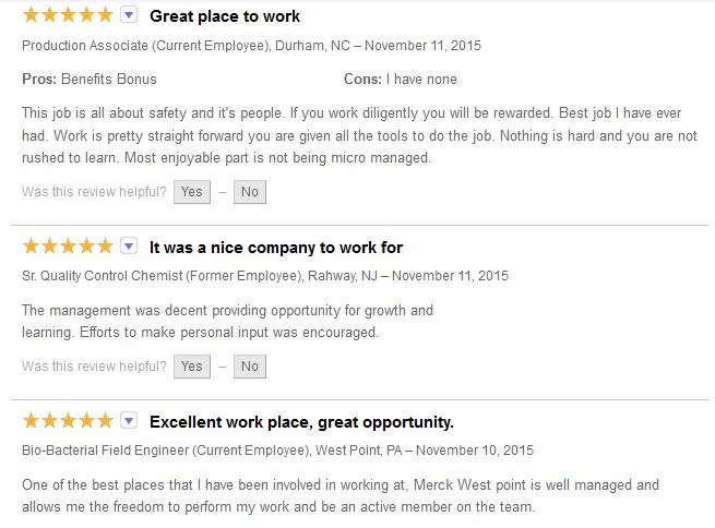 Merck.ca Reviews