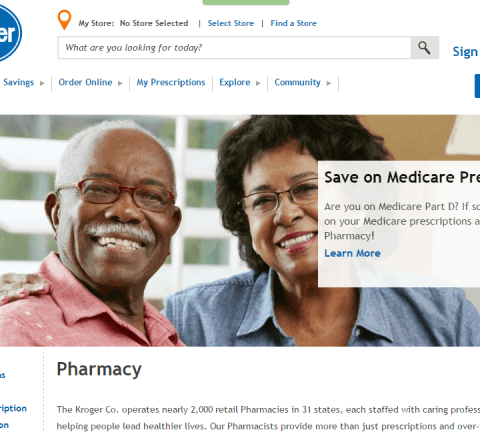 Kroger Pharmacy Reviews