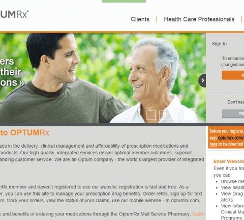 OptumRx.com Reviews