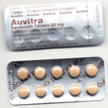 Auvitra 20mg Buying Guide