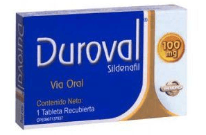 Duroval 100 mg Tablets