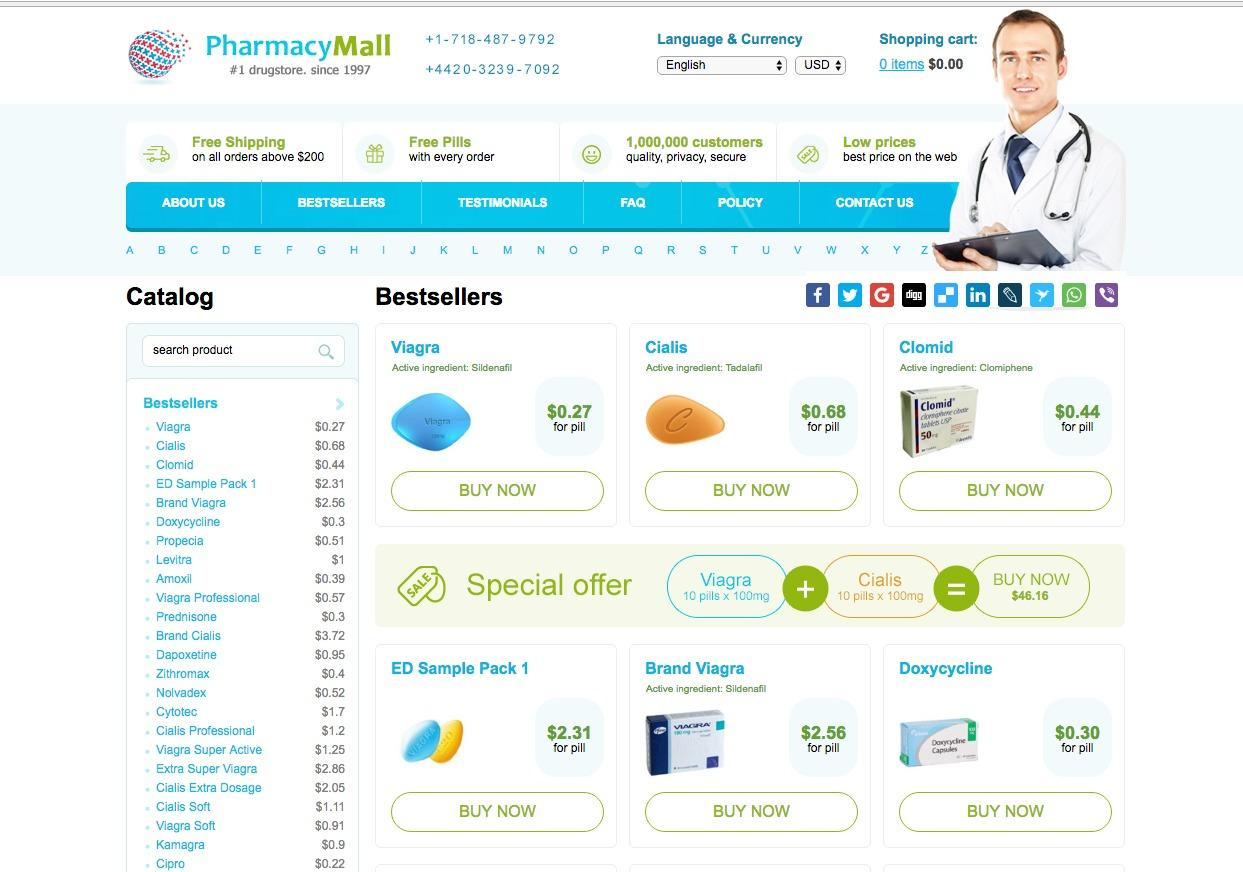 RiteMED Sildenafil on Pharmacy Mall