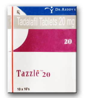 Tazzle 20mg Tablets