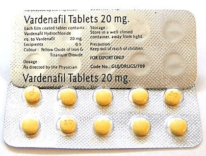 Generic Tablets 20mg