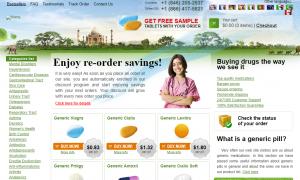Indian-medsrx.com Main Page