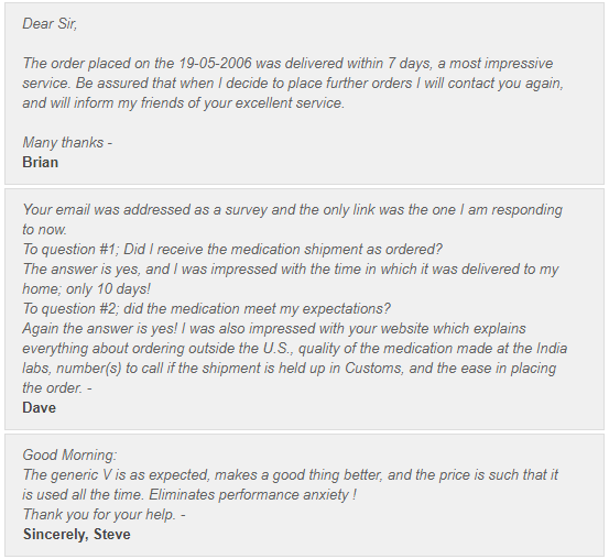 Trusted Tablets Client Reviews